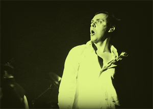 Peter Murphy live in London, 2006